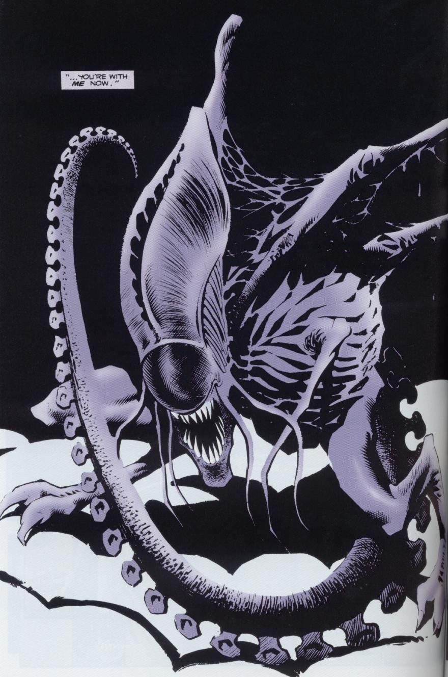 Xenomorph Queen   Gorilla Alien in 2019   Alien queen, Alien