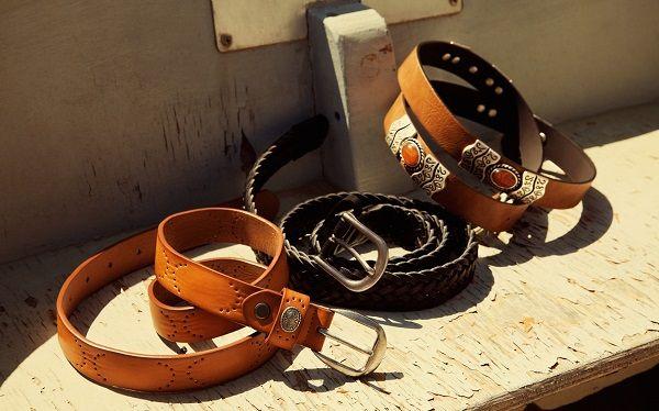 Ciinturones de Stradivarius julio 2014