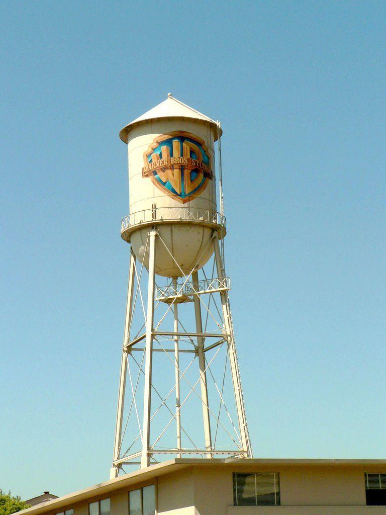 cool water towers | WB Water Tower | Water towers ...