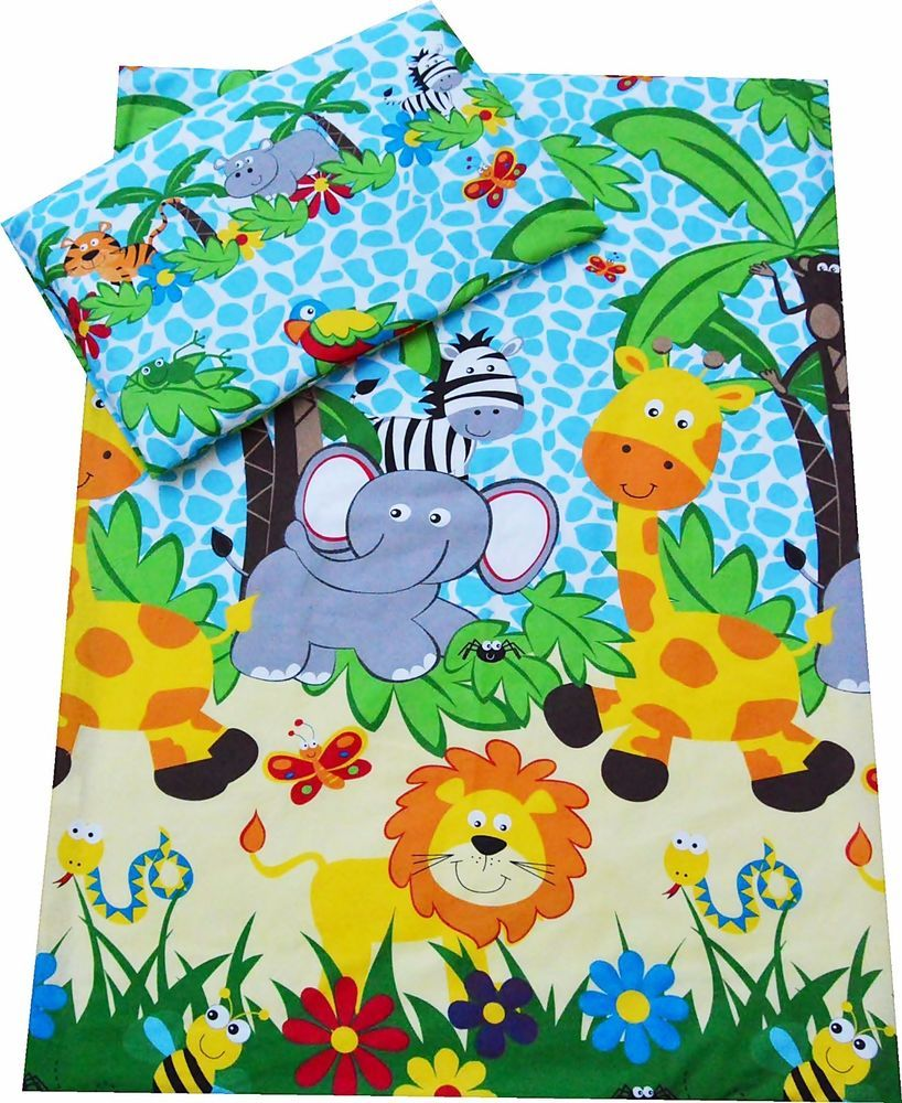 Details About Cot Cot Bed Bedding Set Duvet Cover