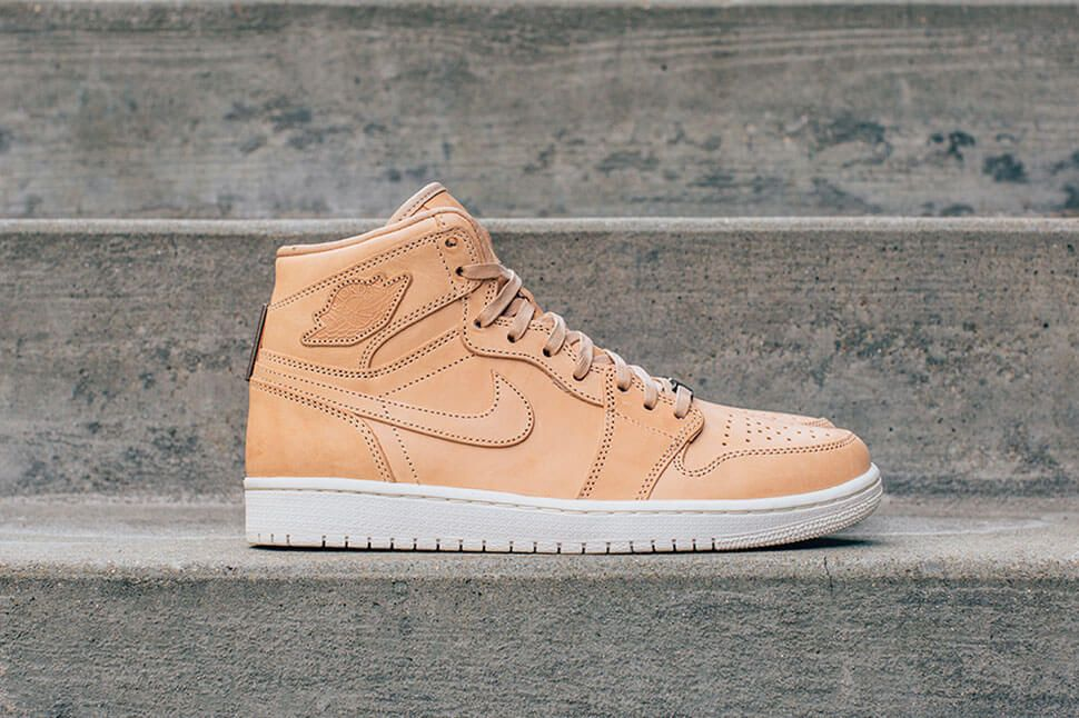Air Jordan 1 Pinnacle Vachetta Tan | Jordan | Sole Collector
