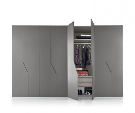 Kleiderschrank Modern Design novamobili kleiderschrank diagona flügeltüren bedrooms