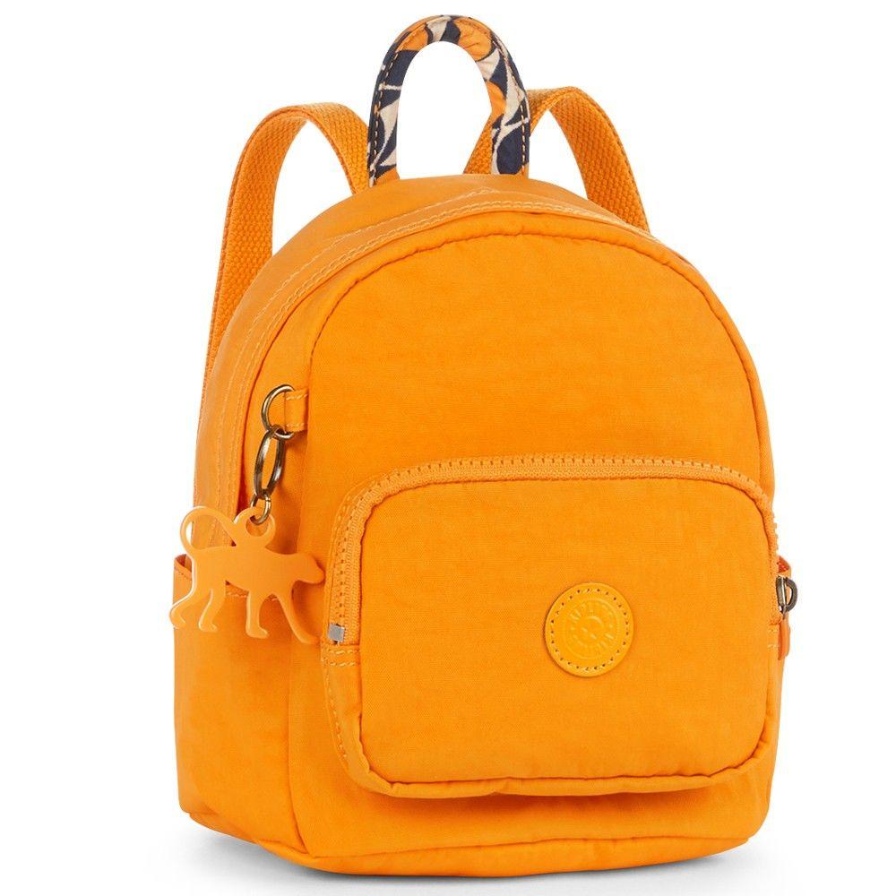 c3a088d7bd Kipling Mini Backpack Sunset Yellow C Kipling Backpack, Kipling Bags, Mini  Backpack, Mini