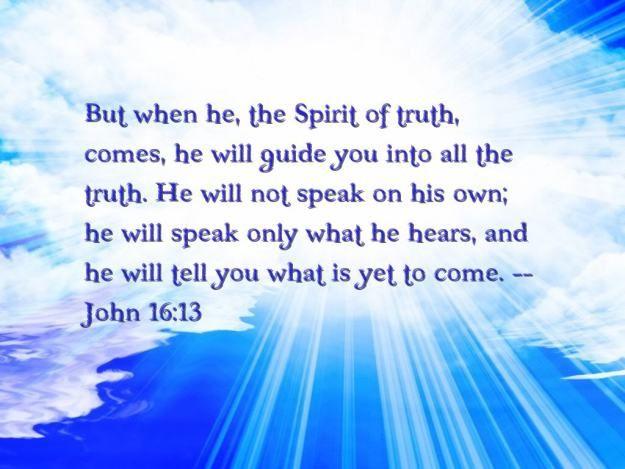 Kingdomnomics applied day 11: John 16:13 - Read more: http://theholistichealingcentre.wordpress.com/2014/06/26/kingdomnomics-applied-devotional-day-11/