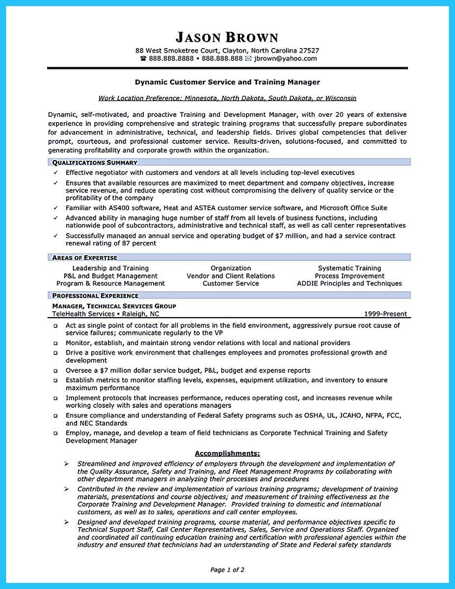 examples of call center supervisor resume