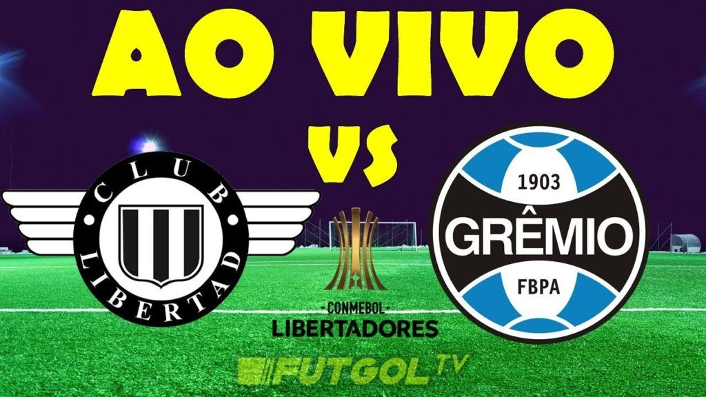 Futebol Ao Vivo Libertad X Gremio Narracao Online Em Tempo Real Futebol Stats Futebol Ao Vivo Gremio Futebol