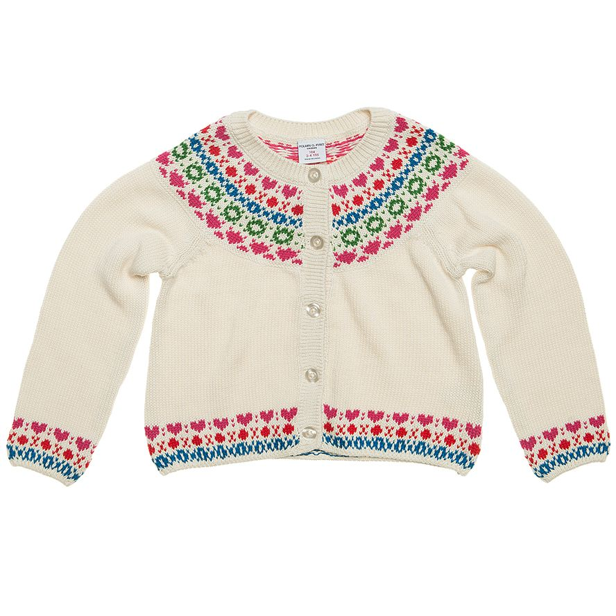 Baby Pyret Holiday Cozy Knit Pullover Polarn O