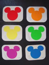 toddler fun paint chip colors next time you are at your local home improvement store pick up some of the paint color samples - Color For Toddlers
