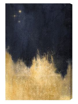 Stars in the Night (Canvas) from Works We Love by Oliver Gal on Gilt