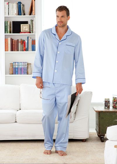 These Luxurious Designer Cotton Pajamas Are Just For Men And Ship World Wide A Flat Rate The Best
