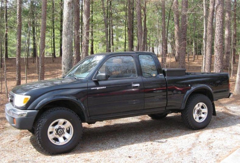 Amazing 1999 Toyota Tacoma Tire Size