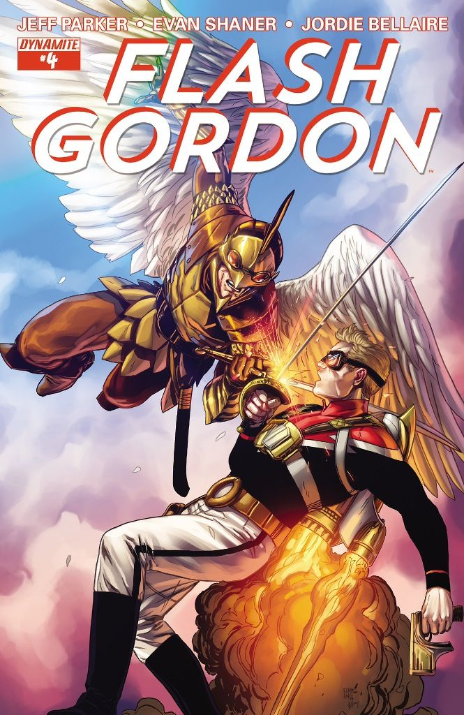 Flash Gordon #4