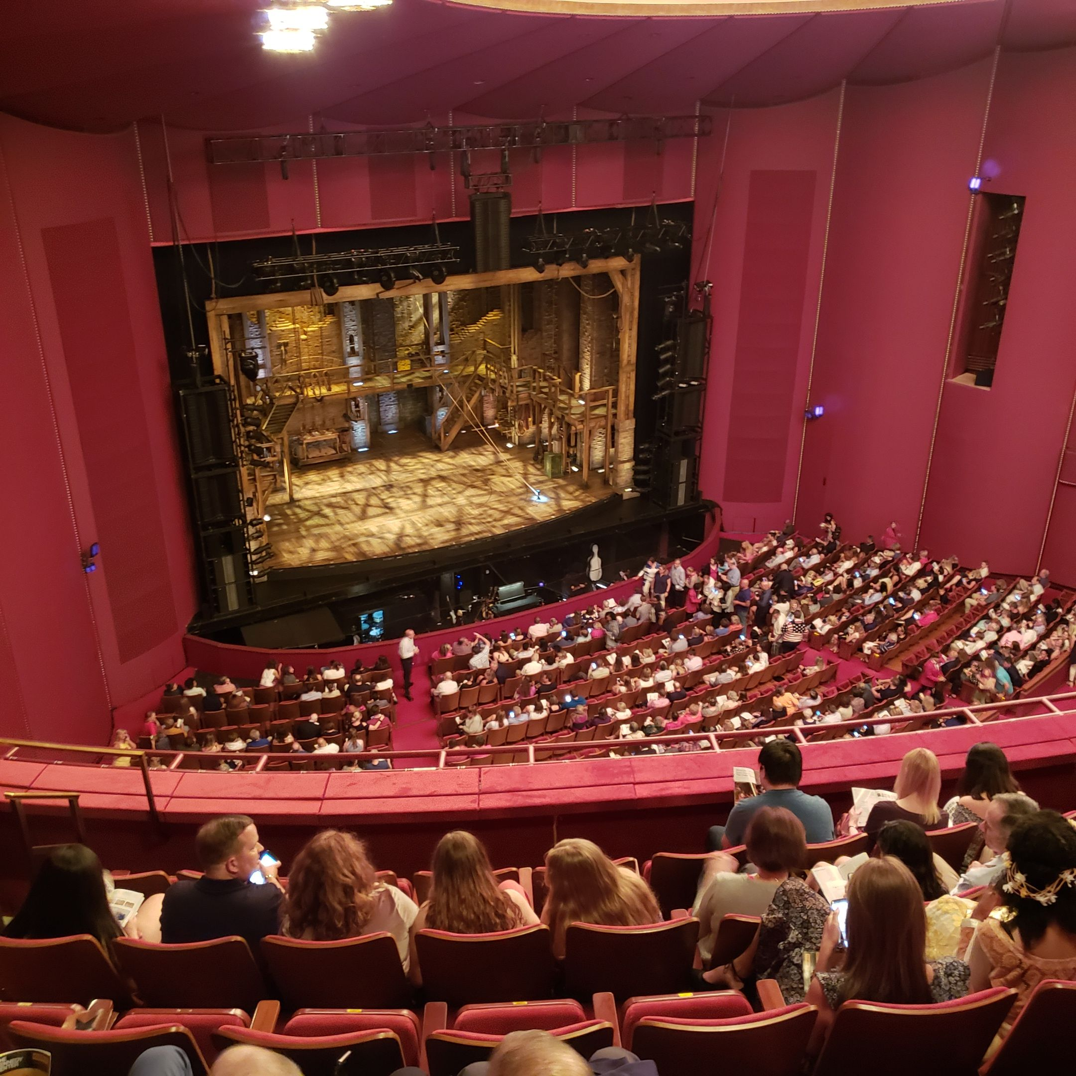 Hamilton Stage Opera House Kennedy Center Washington Dc Kennedy Center The Magic Flute Washington Dc