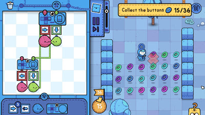 New Games: KNOTBOT (PC) - Action Puzzle Game
