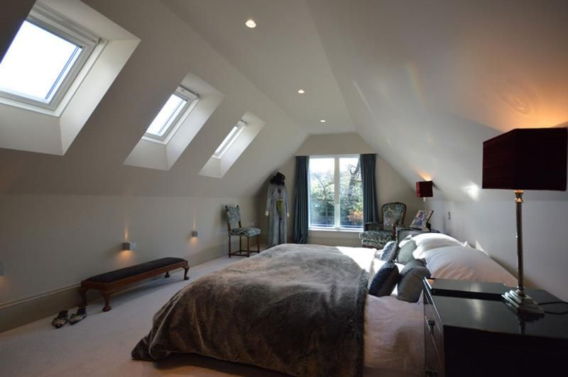 15 Inspiring Attic Master Bedroom Designs Small Loft Bedroom Master Bedroom Remodel Attic Master Bedroom