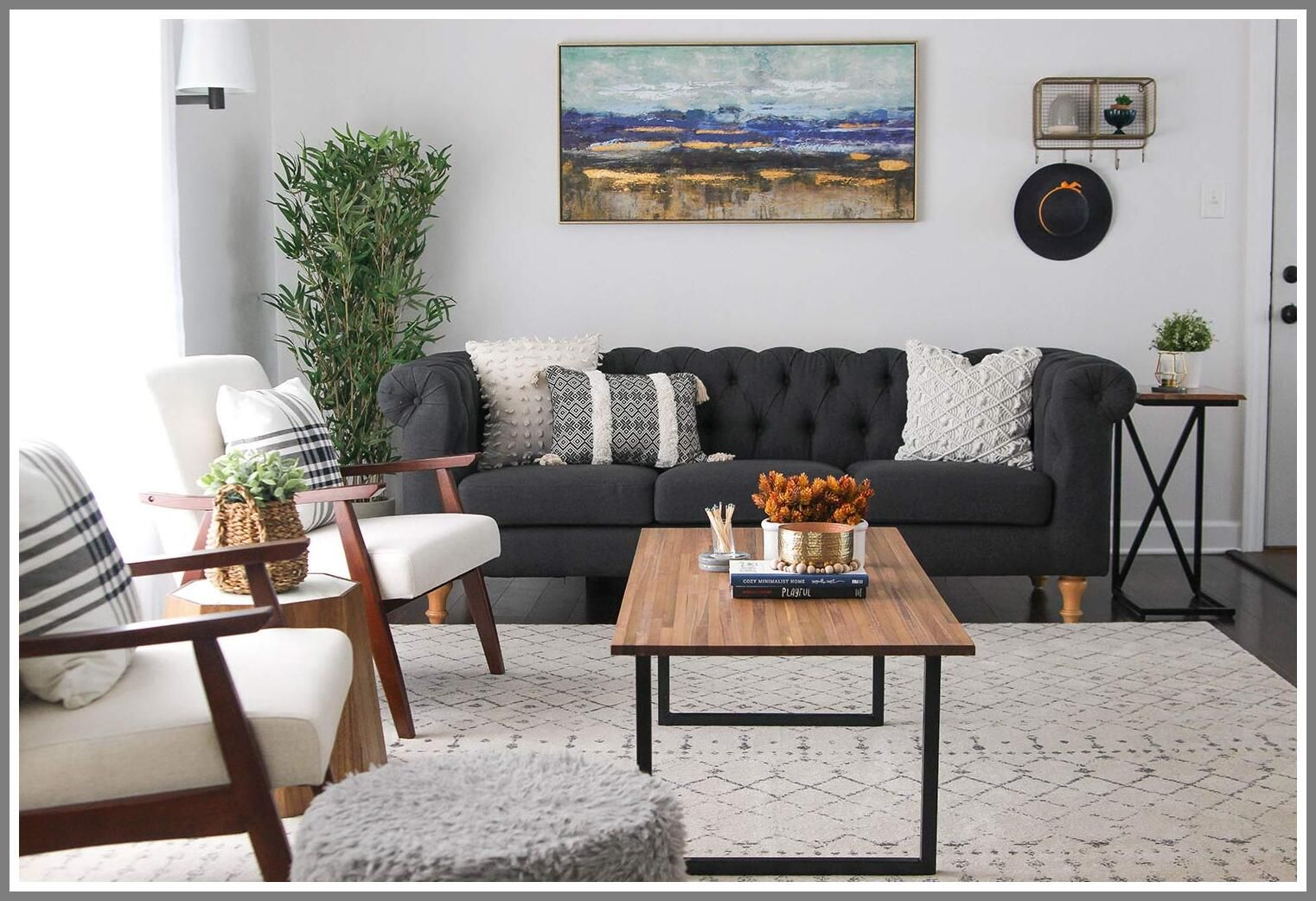49 Reference Of Small Living Room Interior Design Philippine