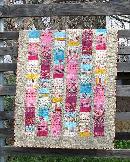 Domestic Bliss Coin Quilt