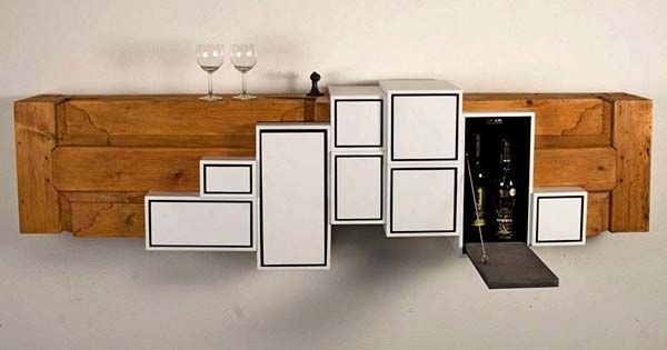 Antique and Contemporary Combo, Modern Furniture Design Ideas from ...