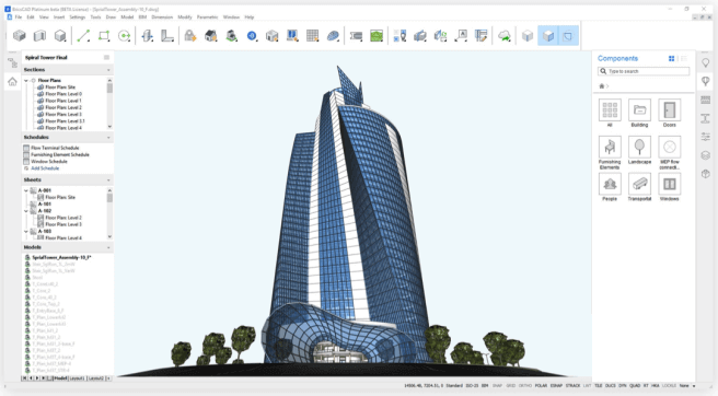 13 Best Free Architectural Design Software For Architects Software Design Software Architecture Design Home Design Software