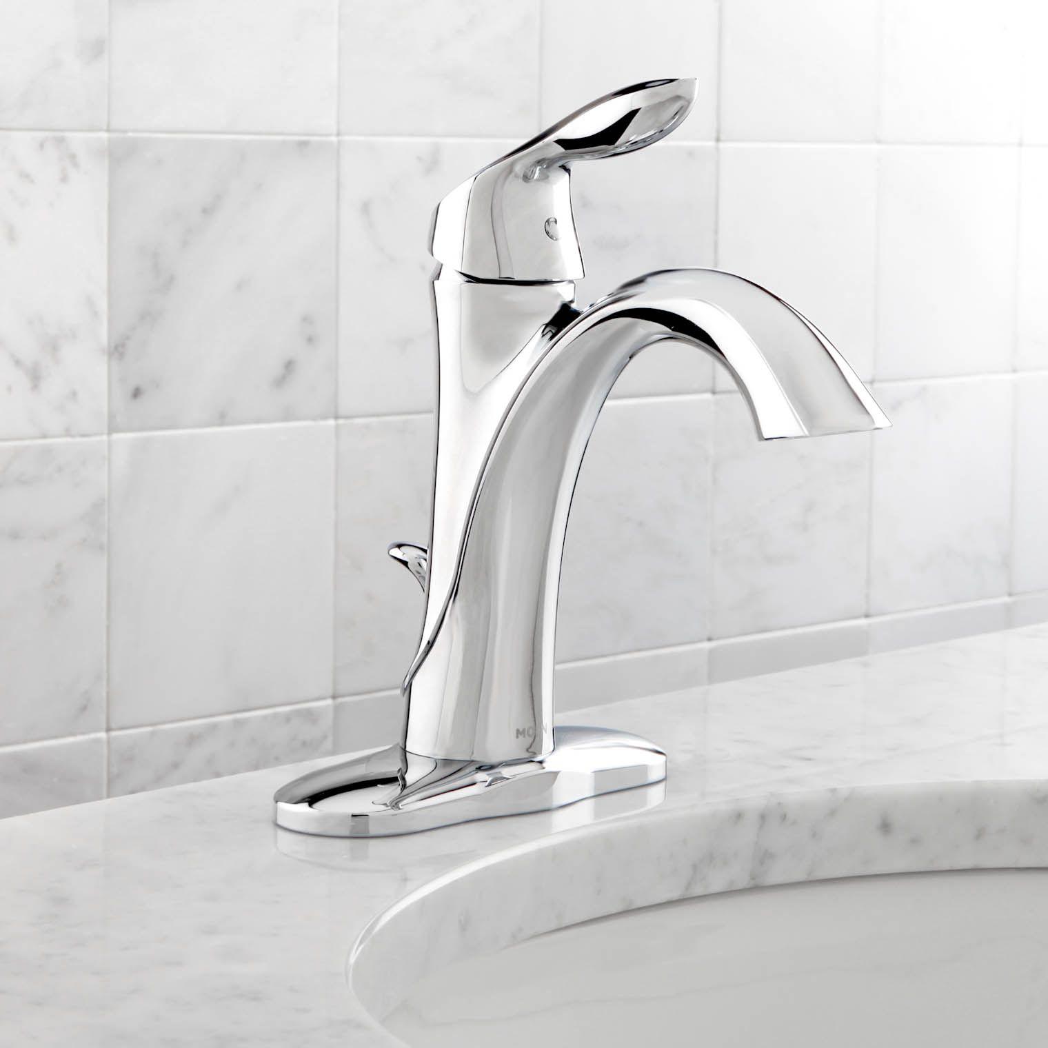 moen eva widespread bathroom sink