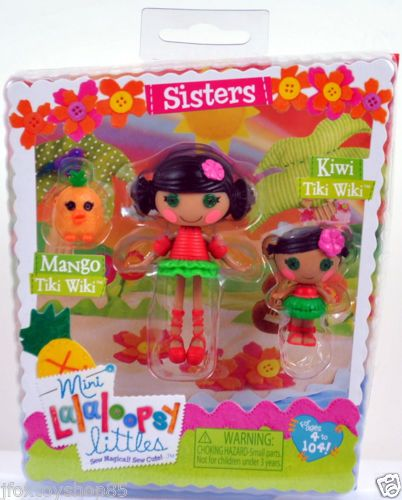 LaLaloopsy Tinies Stickers Minis FREE SHIPPING!!