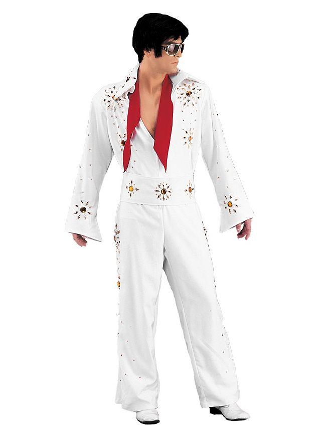 King of Rock Kostüm #elvis #musik #star #musiker #music #weißer #anzug #weiß #übergröße #übergrößen #xxl #men #boy #xxlmen #üppiger #mann #cool #extravagant ...  sc 1 st  Pinterest & King of Rock Kostüm | Pinterest | Rock