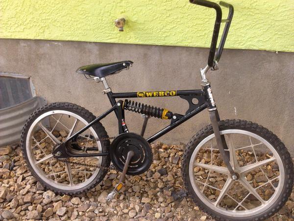 5098eb5f838 1976 Webco Monoshock Team Replica - BMXmuseum.com | Old School BMX ...