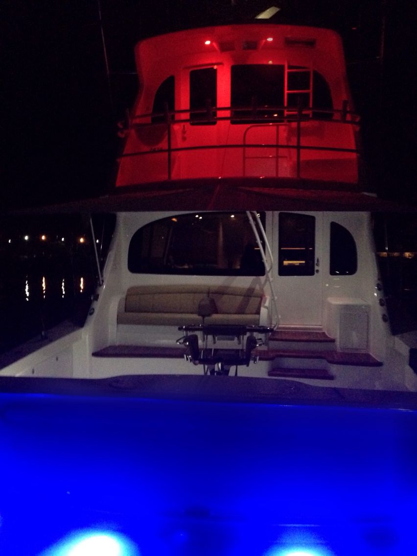 Viking 62. Red white and blue!! Viking yachts, Fishing