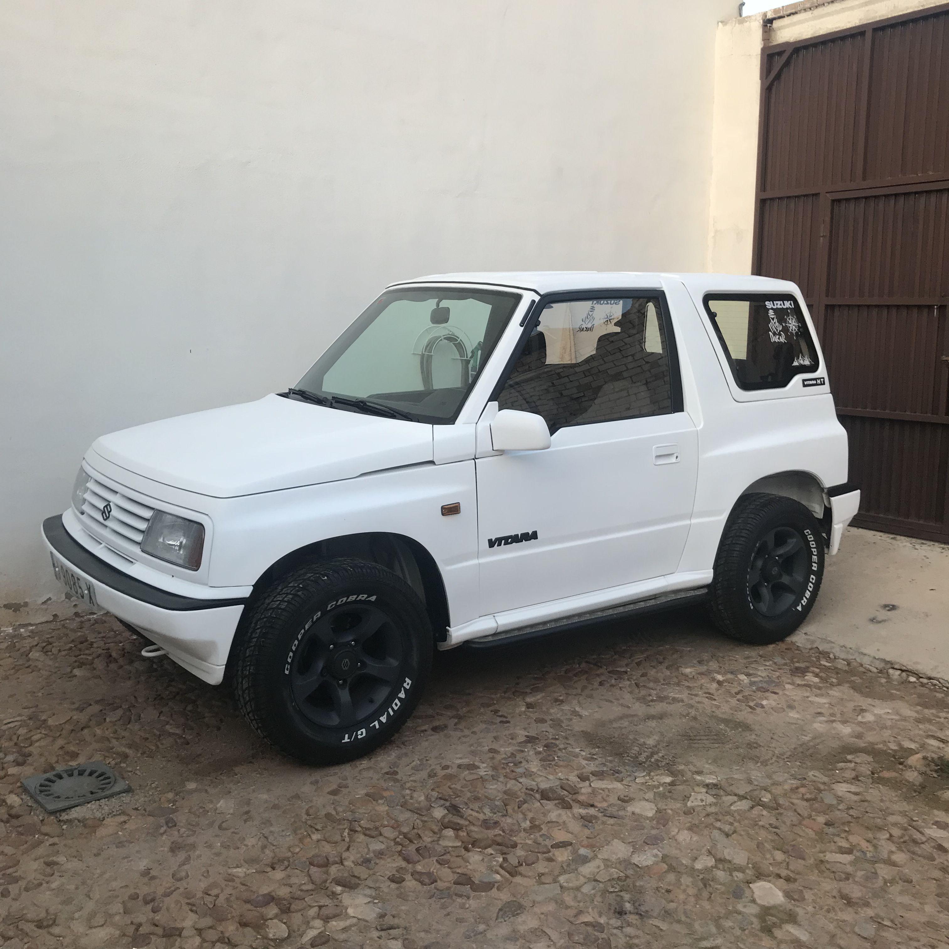 Suzuki Vitara 16 Jlx Hard Top 1990