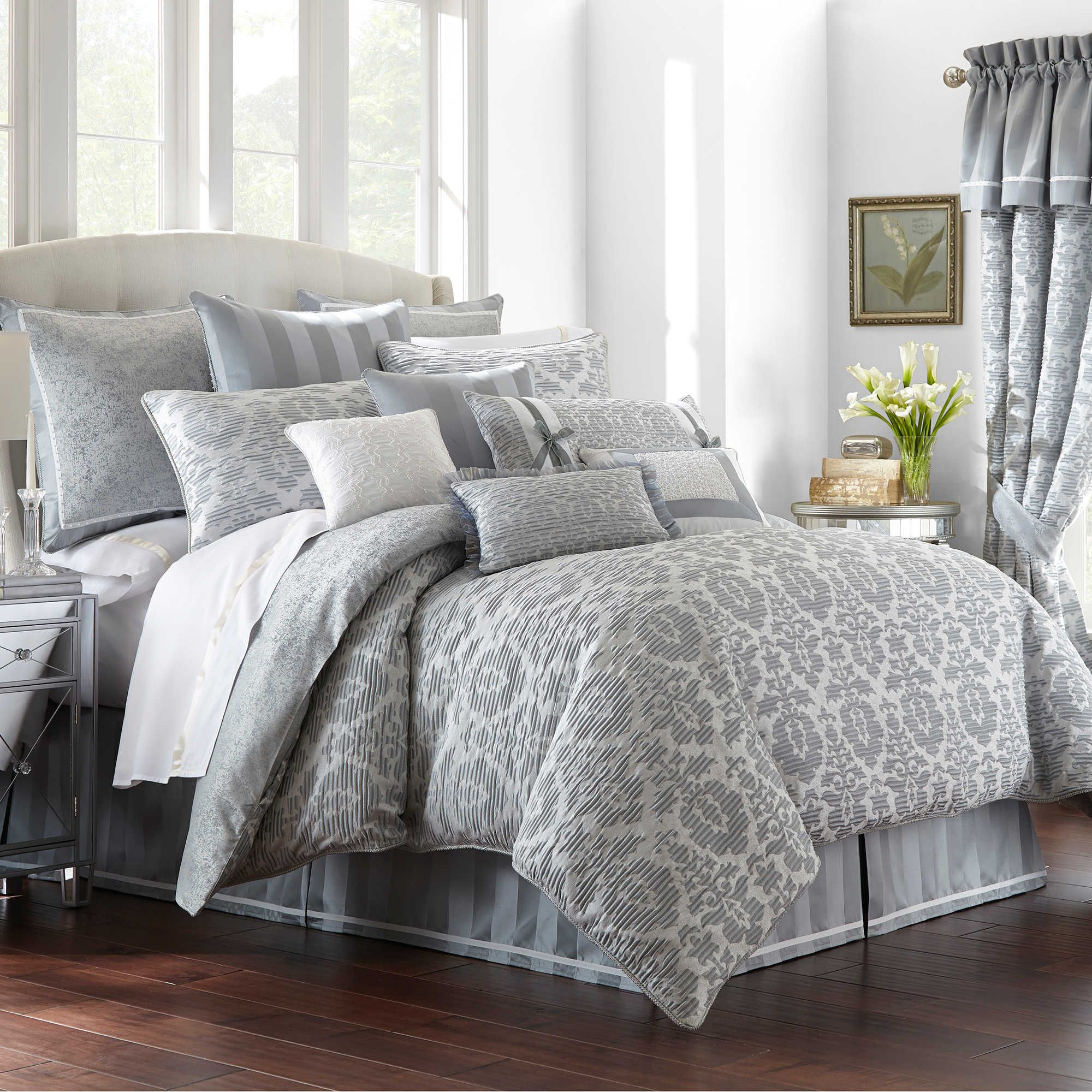 fabulous bedroom bed size large waterford comferter sets bedding set comforter king for and with