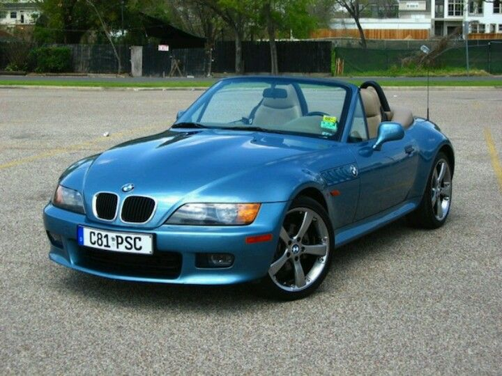 Baby Blue Bmw Convertible Livin The Life