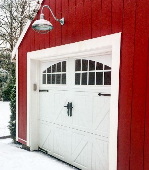 "Garage Lighting Ideas No Electric: @Barn Light Electric: 14"" Original Barn Light, 975"