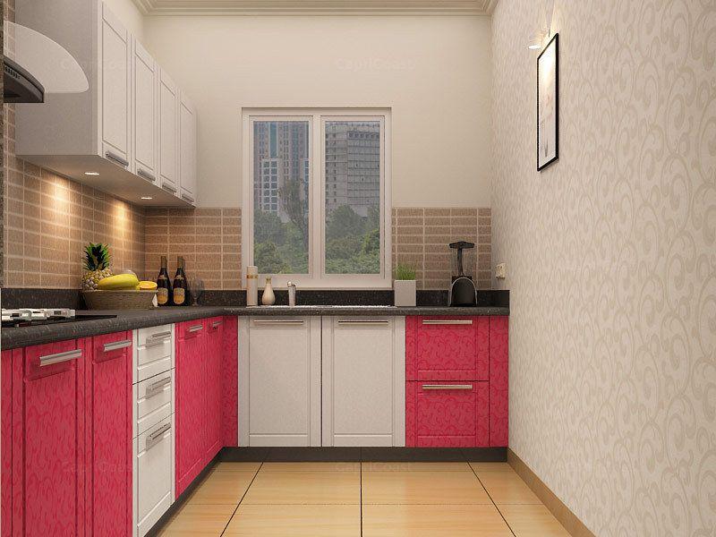 Modular Kitchen Have One For Yourself Anlamli Net In 2020 L Shaped Modular Kitchen Kitchen Design Kitchen