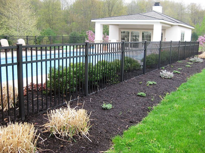 Best Aluminum Fence Panels For Swimming Pool Enclosures Aran 39 S Projects Pinterest Pool