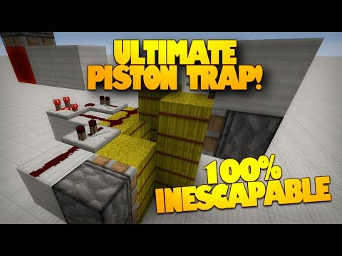 Minecraft Redstone How To Make A Secret Room In Seconds - Coole minecraft hauser tutorial