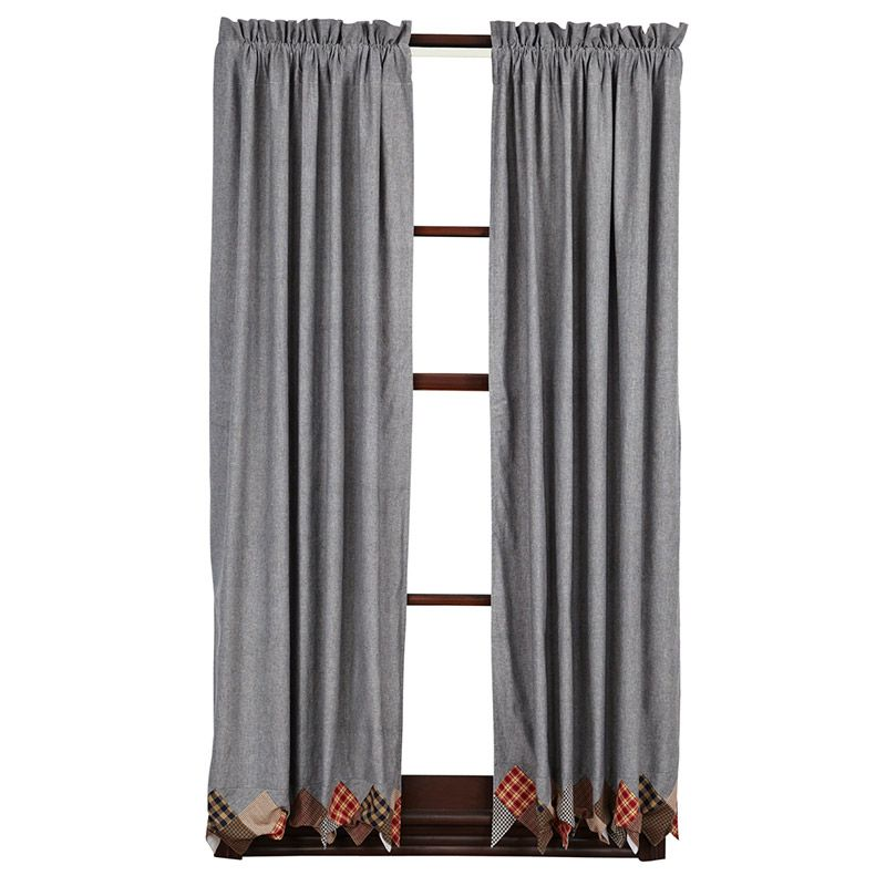 Beacon Hill Short Curtain Panels 63 X 36 Panel Curtains