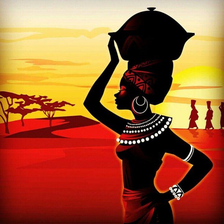 Africa art / colors!!   #INSPIRATION   Pinterest   Africa art ...