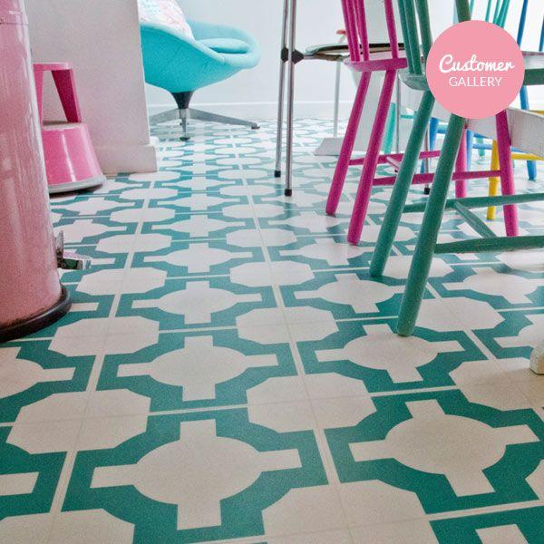 Parquet Turquoise Harvey Maria Floor Tile Patterns And Tile Patterns