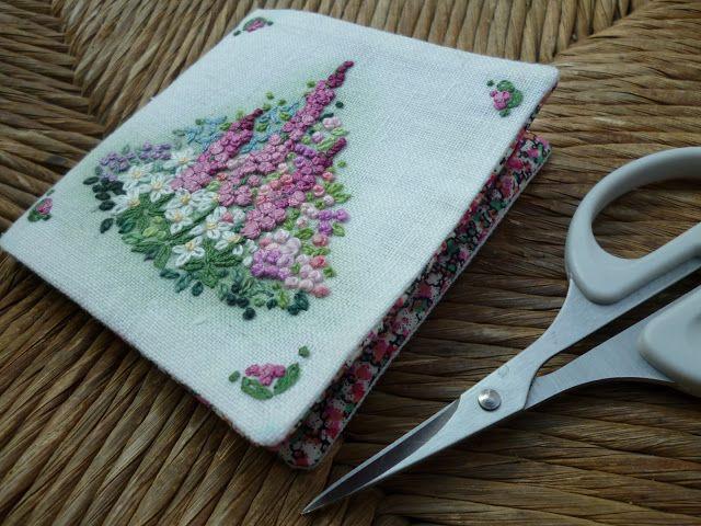 embroidery needle case - Usesho lwe-Google