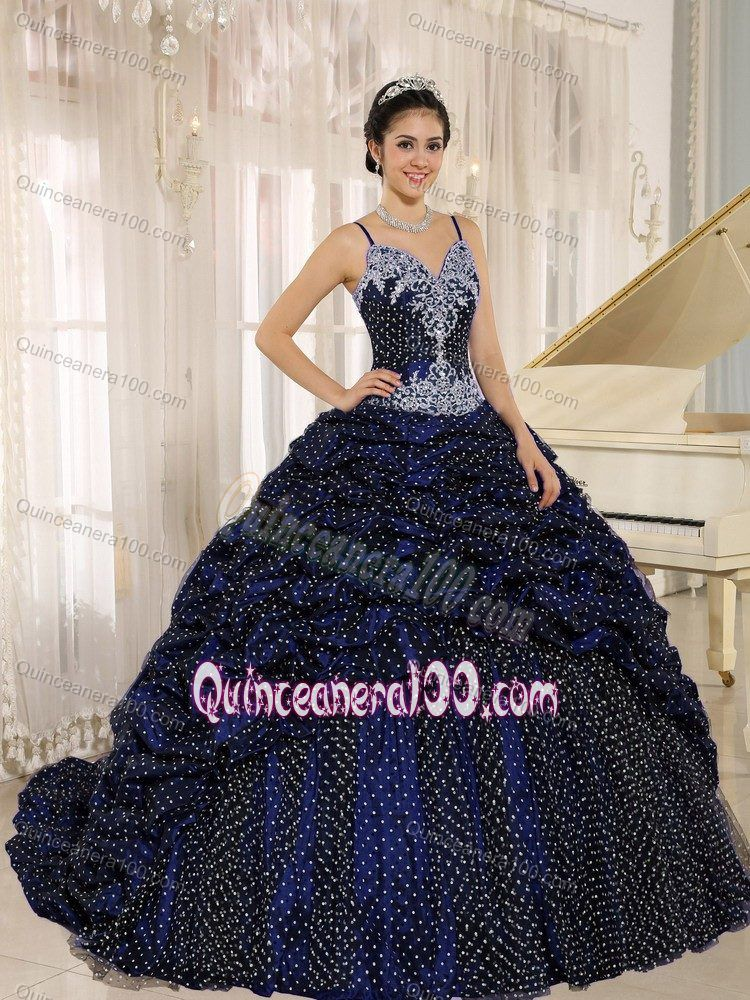 Special Spaghetti Straps Sweet Sixteen Dresses with Beads All over