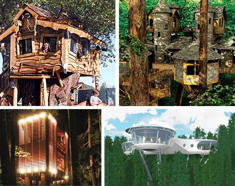 Tree House Plans For Adults check out our complete collection of green art, design and