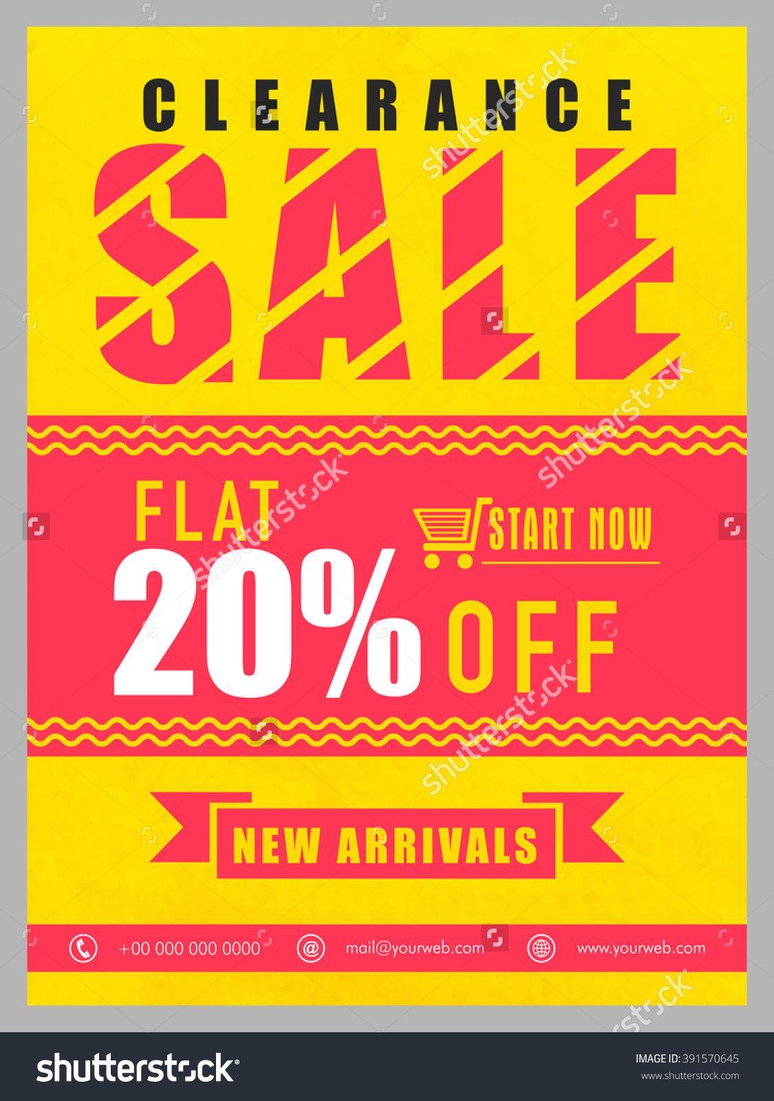 Clearance Sale Banner Sale Poster Sale Flyer Sale Vector 25 Off Sale Sale Banner Sale Poster Clearance Sale Banner