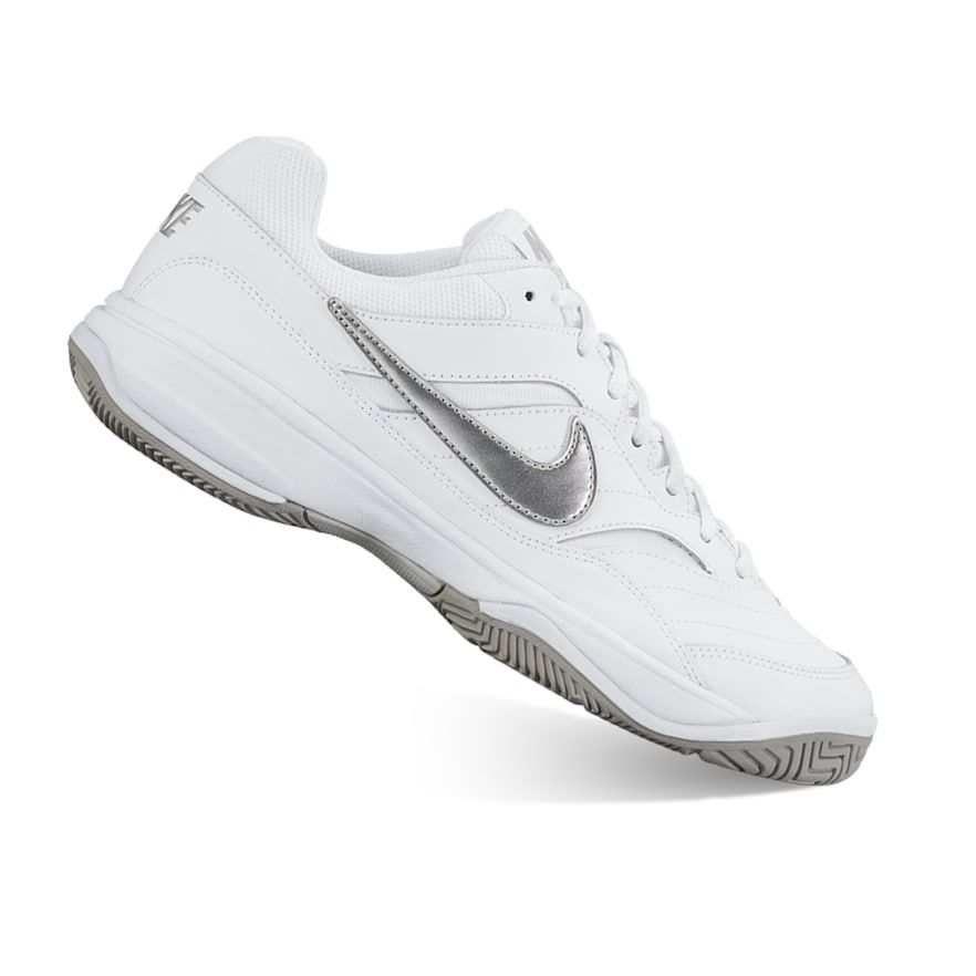 new product d6755 dd336 Nike Court Lite Women s Tennis Shoes, Size  10.5, White