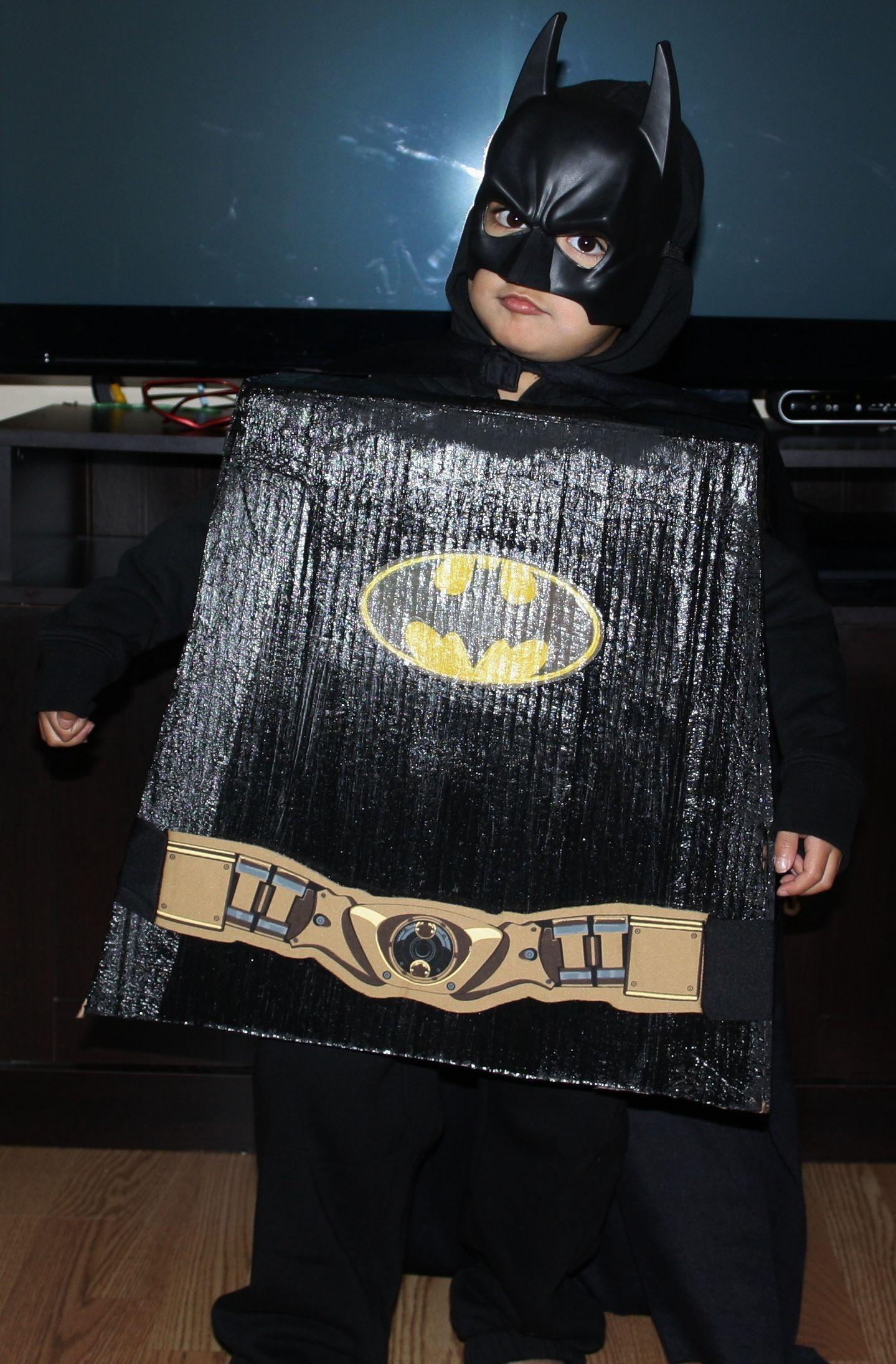 Lego Batman Halloween Costume