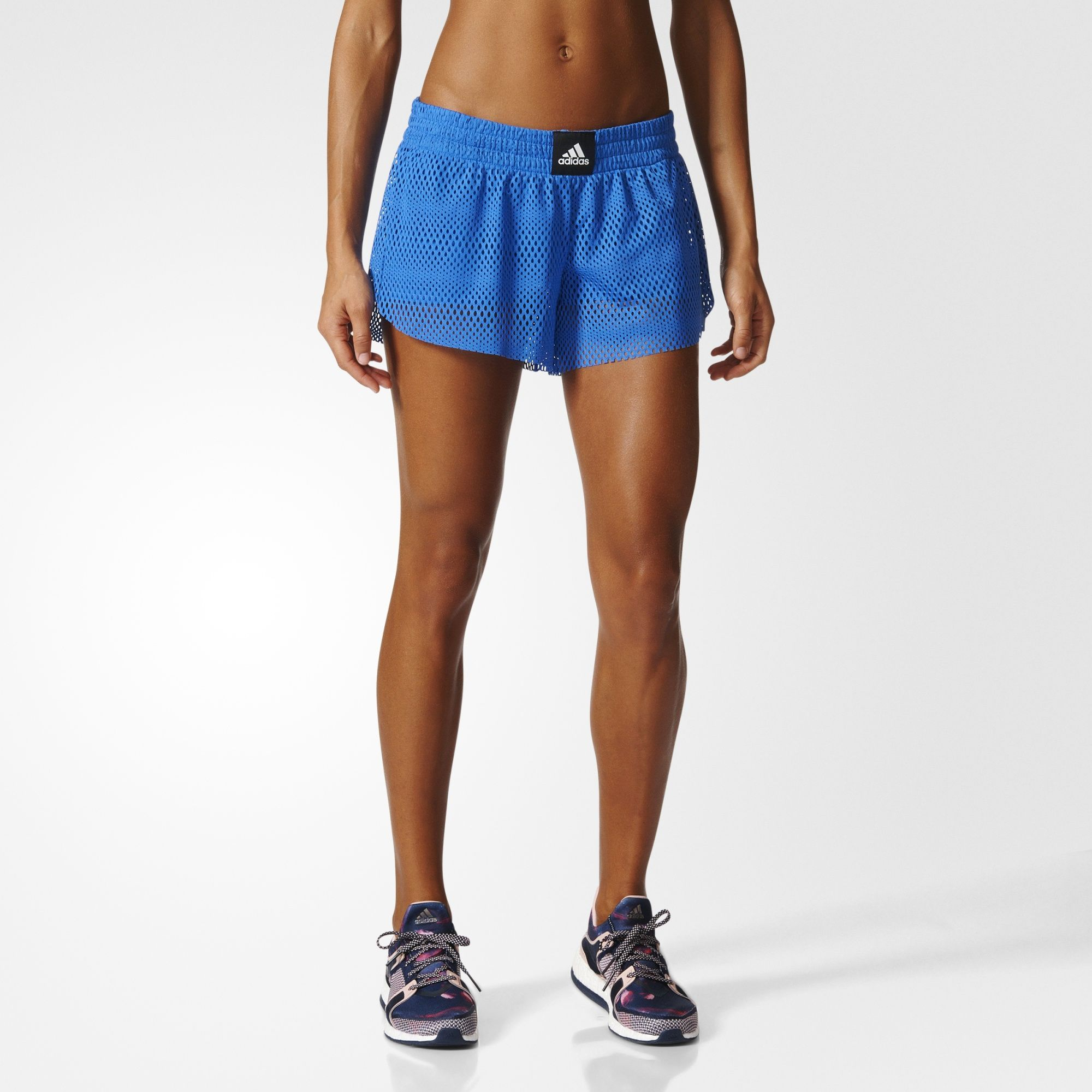 adidas Two in One Mesh Shorts | S P O R T Y . | Adidas