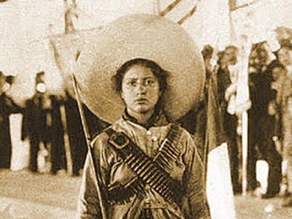 Resultado de imagen para mujeres oaxaqueñas en la revolución