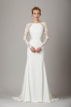 Pasarela de vestidos de novia