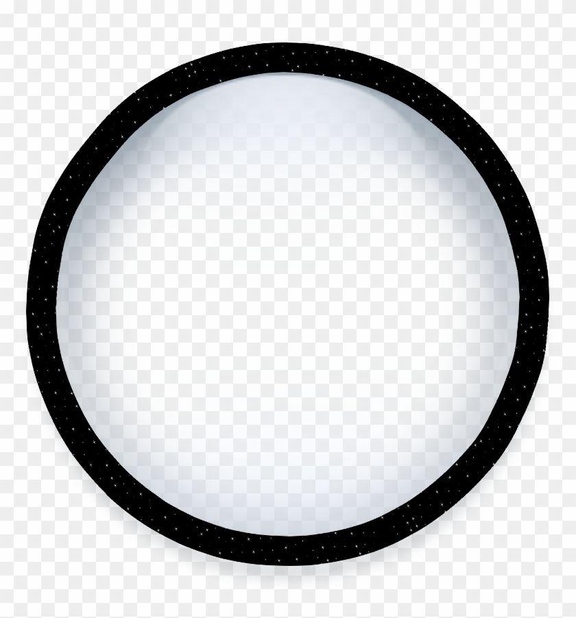 Black Circle Border Png Circle Borders Circle Clipart Circle Template