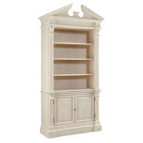 Francis 103 Bookcase Whitewash 2 669 00
