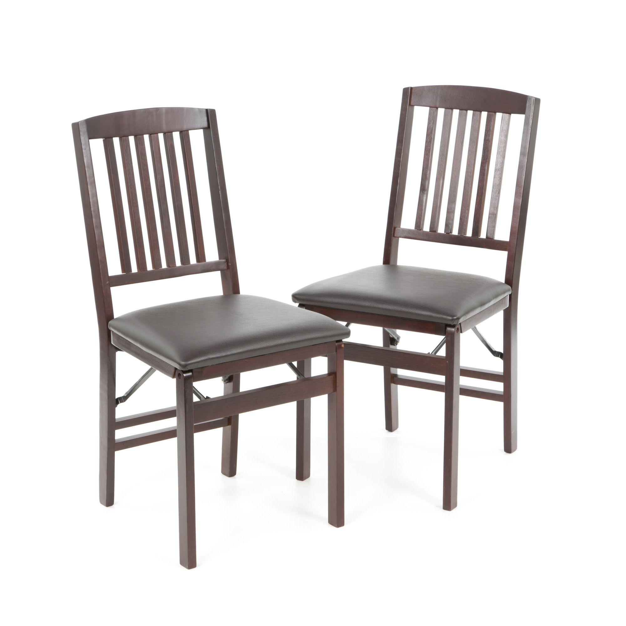 Clarke Mission Back Side Chair (Set of 2)